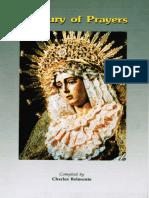 Treasury of Prayers - Charles Belmonte