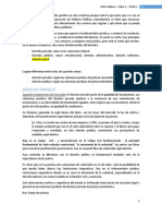 Derecho Administrativo – Clase 1 - Parte 1