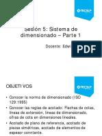 Sesion 5 Sistema de Dimensionado Parte 1