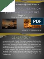 Genreación, Transmisión y Distribución Eléctrica PDF