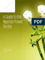 A Guide to Nigerian Power Sector