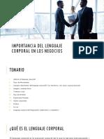 Importancia del lenguaje corporal en los negocios-LGDT104.pptx