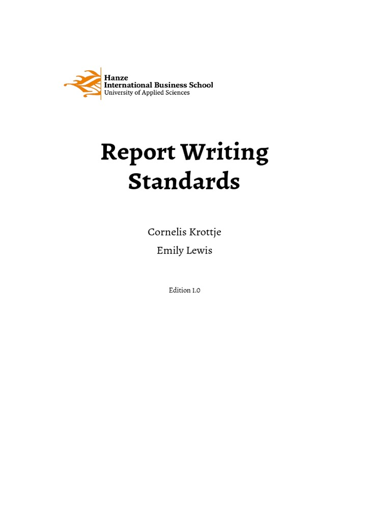 ib s content descriptionwriter = | IBS Report Writing Guide(2) | Abstract (Summary ...
