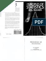 Bulmer, M. G. Principles of Statistics.pdf