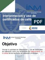 20170224 Presentacin Interpretar Certifi Calib E1-02-F-20_v1