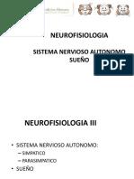 3. Neurofisiología Sistema Autonomo -unfv