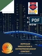 JIEC Invite Brochure