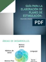 Guía Para La Elaboración de Planes de Estimulación
