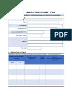 Canada - Express Entry Pre-Evaluation Form