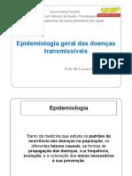 2. Epidemiologia Das Doenças Transmissíveis