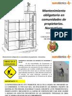14 11 12 Mantenimiento Obligatorio Comunidades Propietarios(1)
