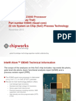 Intel 22nm SoC v2