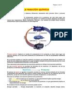 La Reacción Química (tipos y ajuste) 1ºBach.pdf