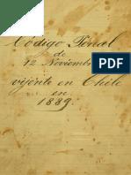 Código Penal 1874