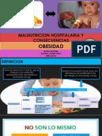 Malnutricion y Obesidad