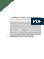 HOJA de TRABAJO NOTARIADO II, Representacion y Cierres