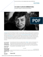 Cinco Escritoras Para Você Conhecer No Dia Da Visibilidade Lésbica _ Cultura _ EL PAÍS Brasil