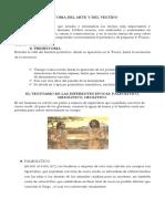 Historia Del Arte y Del Vestido