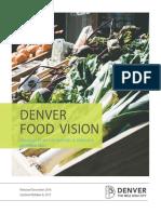 Denver Food Vision