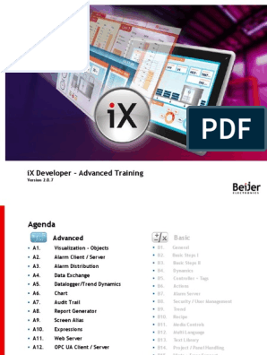 IX Developer - Advanced Training - V2 0 7 (en) | Microsoft Excel