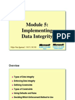 Module 05_Implementing Data Integrity