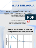 THERE IS A MAXIMUM IN COMPRESSIBILITY-TEMPERATURE RELATIONSHIP.pptx