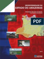 Geodiversidade no Amazonas
