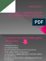 Modulo II. Diapositivas... Terminadas