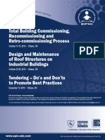 2137 Design and Maintenance of Roof Structures on Industrial Buildings