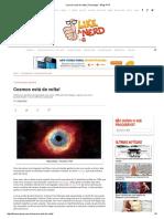 Cosmos Está de Volta! _ Tecnologia - Blogs POP