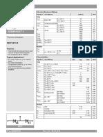 ANEXO G DataSheet Tiristor90