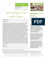 technology newsletter