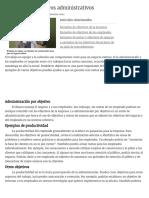 Ejemplos de Objetivos Administrativos _ Pequeña y Mediana Empresa - La Voz Texas