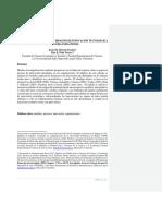 MODELOS EXPLICATIVOS DEL PROCESO DE INNOVACIÓN TECNOLÓGICA EN LAS ORGANIZACIONES