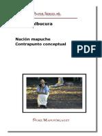 Calbucura Jorge - Nacion Mapuche Contrapunto Conceptual