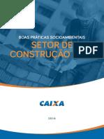 Guia de Boas Praticas Socioambientais Construcao Civil - CAIXA