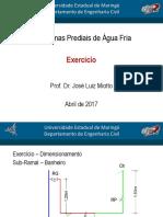 Água Fria Exercício (1)