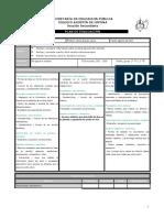 Plan de Evaluación de Español 2º (B1)