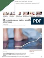 10 Consejos Para Evitar Accidentes Eléctricos - Diario La Prensa
