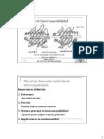 TemaMoleculas histocompatibilidad