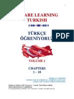 We Are Learning Turkish - Turkce Ogreniy-2