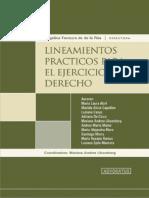 Lineamientos Prácticos Para El Ejercicio Del Der-COMPLETO