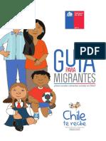 """Guía Para Migrantes """"Chile Te Recibe"""""""