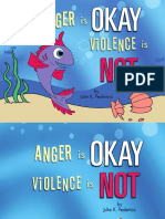 Anger is OKAY Violence is NOT by Julie Federico
