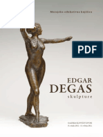 Edgar Degas - knjižica