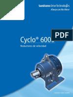 CYCLO 6000 Castellano