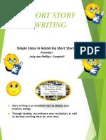 Enjoy Story Writing 2nd Form