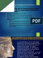 1.2 Importancia de Las Tecnologias de La Informacion y Comunicacion