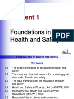 Student-NGC1 - Element 1 Foundations in Health & Safety - E&W