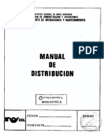 INOS. Manual de Distribución